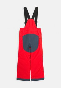 Vaude - KIDS SNOW CUP PANTS III - Snow pants - mars red - 1