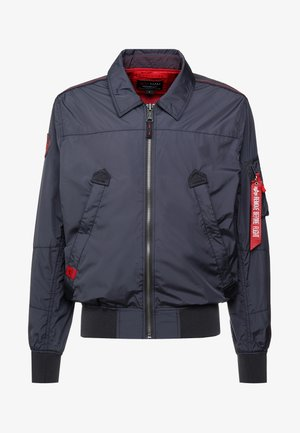 Bomber bunda - iron grey