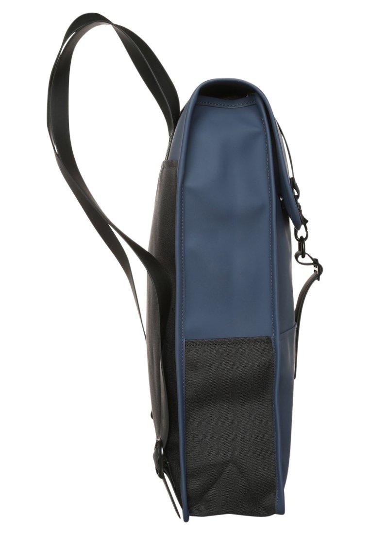 Rains BACKPACK - Tagesrucksack - blue/blau - Herrentaschen oAxSH