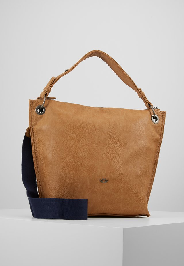 BIANA - Handbag - hazel