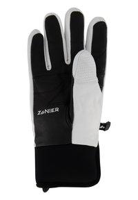 Zanier - Gloves - weiss-schwarz - 2