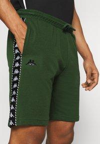 Kappa - ITALO - Pantaloncini sportivi - greener pasters - 3