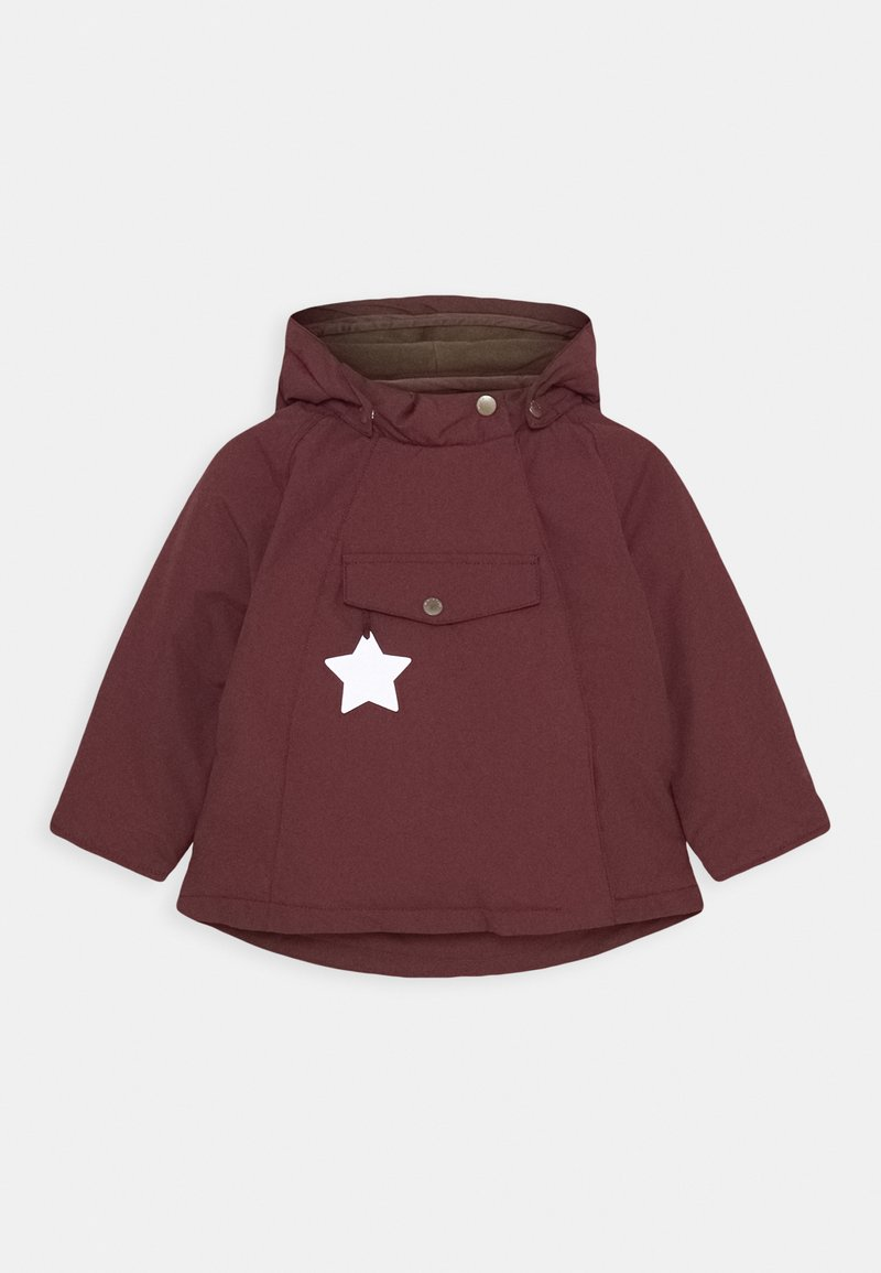 MINI A TURE - WANG JACKET UNISEX - Winter jacket - catawba grape