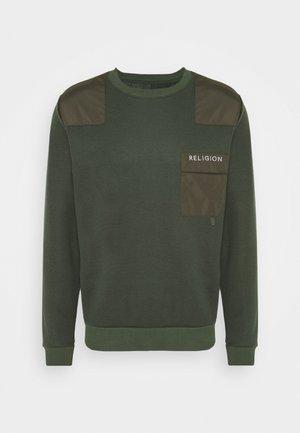 BARRAGE CREW - Sweatshirts - dark olive