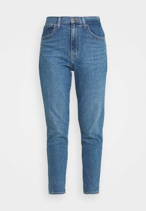 HIGH WAISTED MOM JEAN - Jeans Tapered Fit - fit the bill
