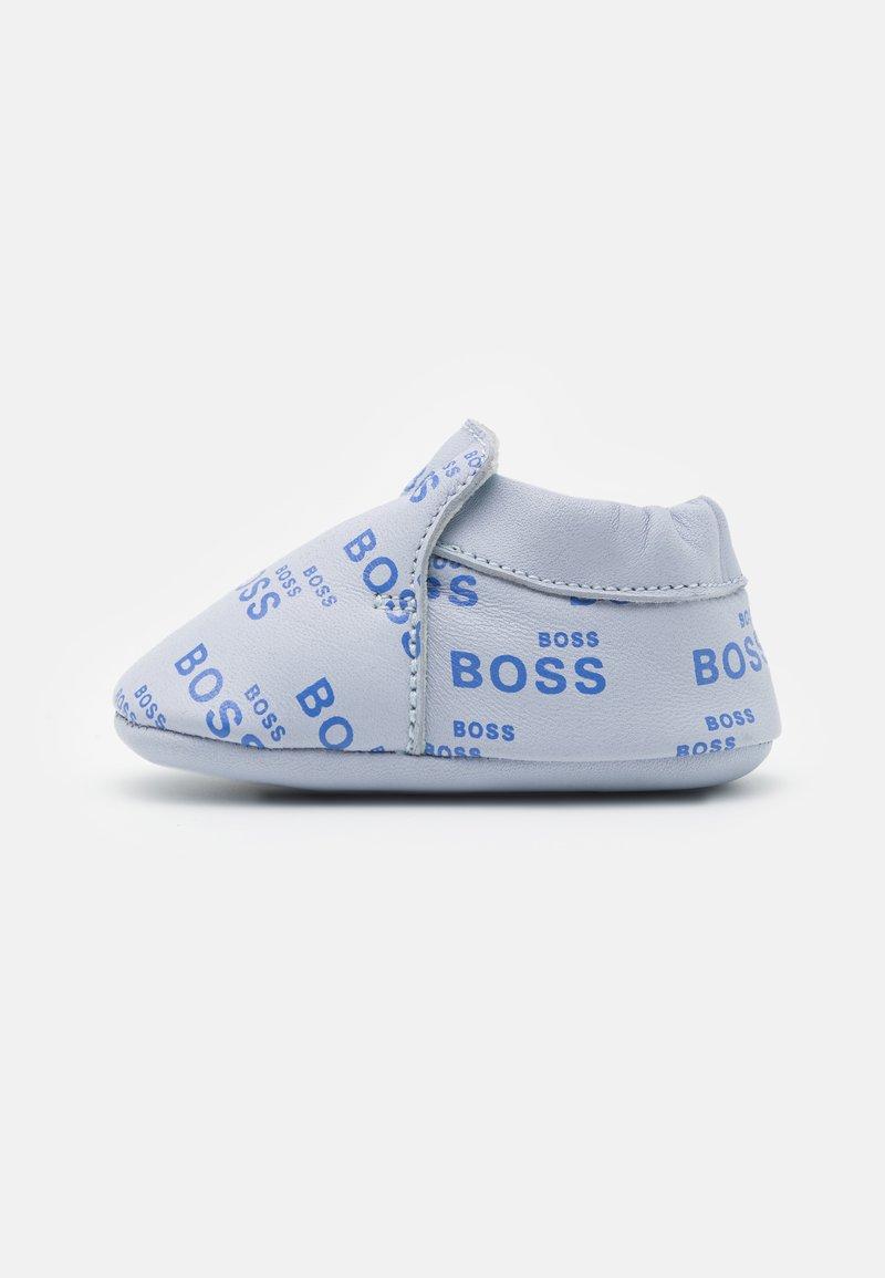 BOSS Kidswear - NEW BORN - First shoes - pale blue