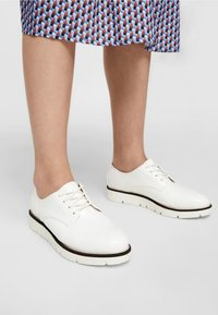 Bianco - DERBY  - Sneakers basse - white - 0