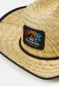 Billabong - PIPE TIDES UNISEX - Hat - natural - 4