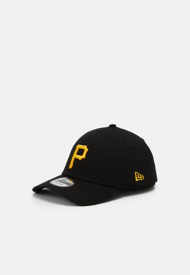 LEAGUE ESSENTIAL 39THIRTY UNISEX - Casquette - black/yellow