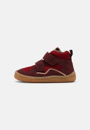 BAREFOOT WINTER UNISEX - Winter boots - bordeaux