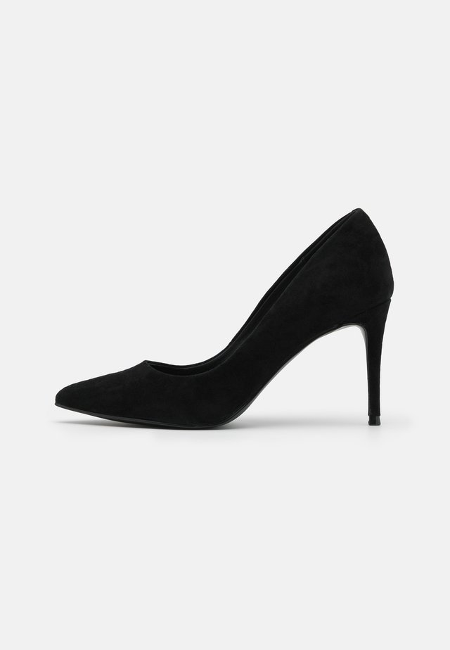 LILLIE - Zapatos altos - black
