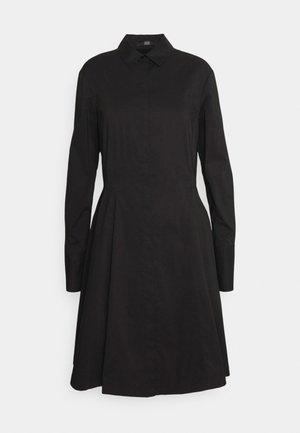 SUMMER DRESS - Košilové šaty - black