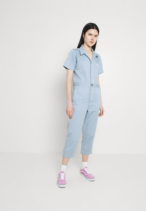 WOLVERTON COVERALL - Jumpsuit - fog blue
