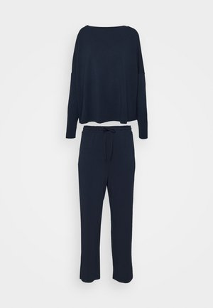 SET - Pyjama - dark blue