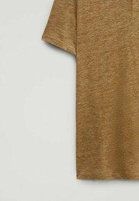Massimo Dutti - Poloshirt - brown - 4