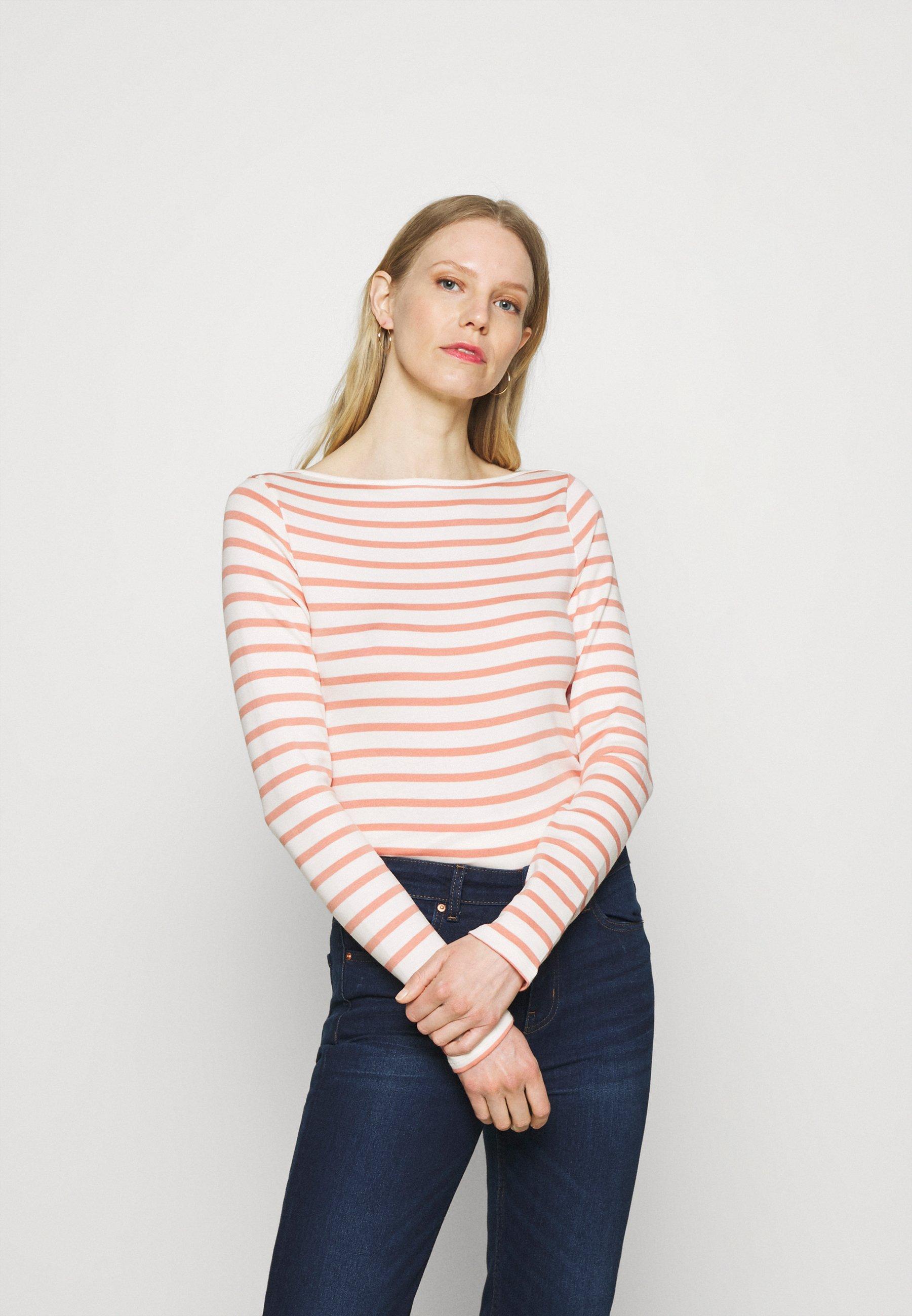 Women BATEAU - Long sleeved top