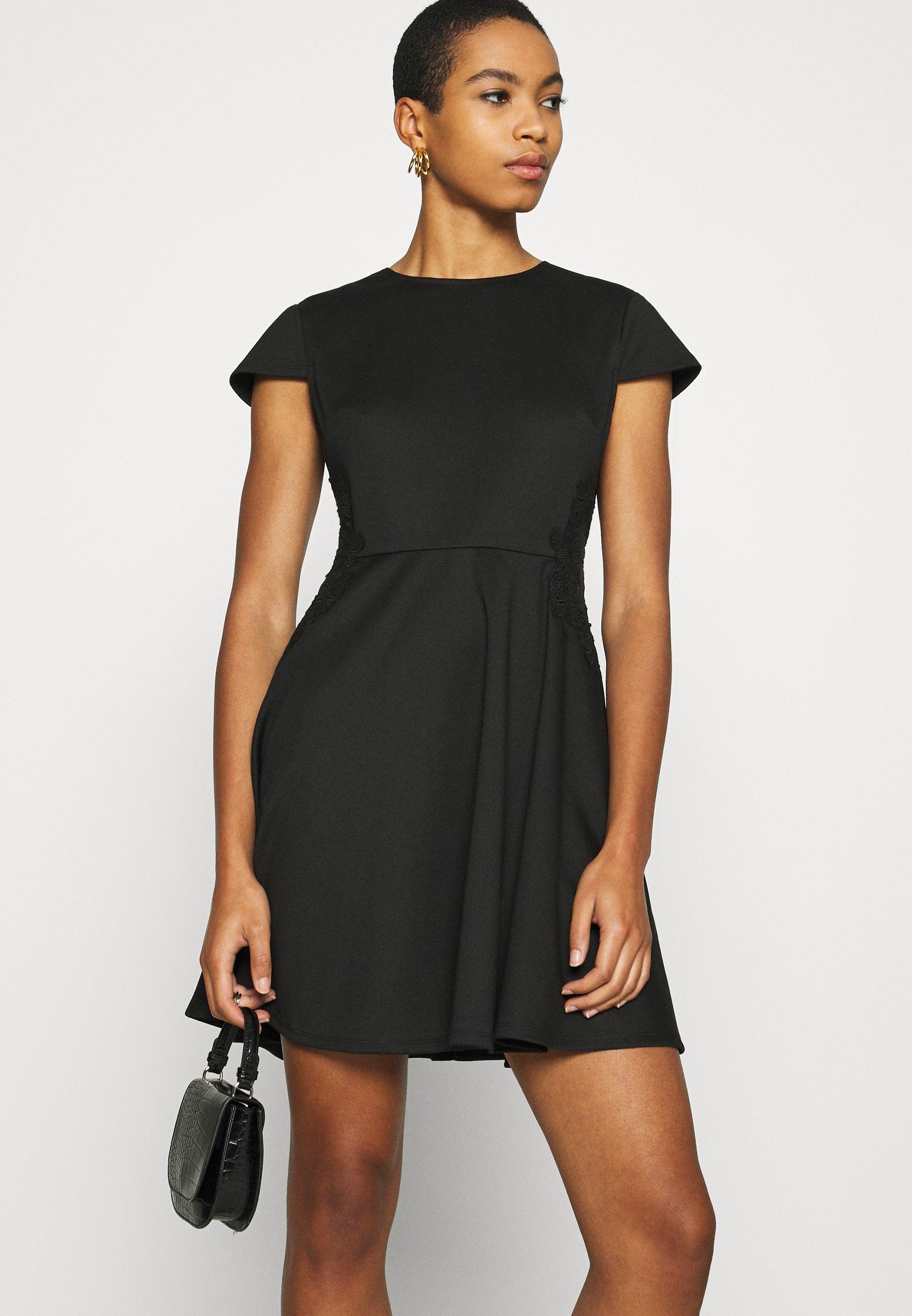 Ted Baker GIJI Cocktailkleid/festliches Kleid black/schwarz