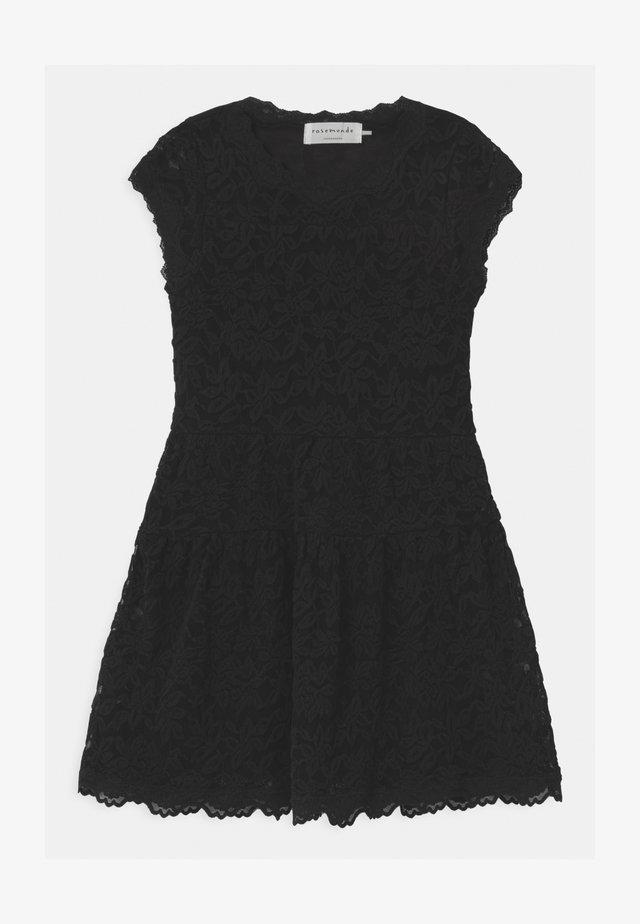 LACE - Cocktail dress / Party dress - black