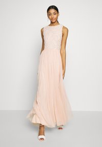 Lace & Beads - PICASSO MAXI - Occasion wear - nude - 2