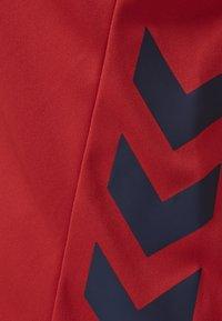 Hummel - DUO SET - Sports shorts - true red/marine - 5