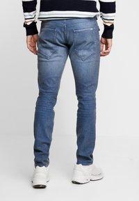 Amsterdenim - JOHAN - Jeans Tapered Fit - regenwolk - 2