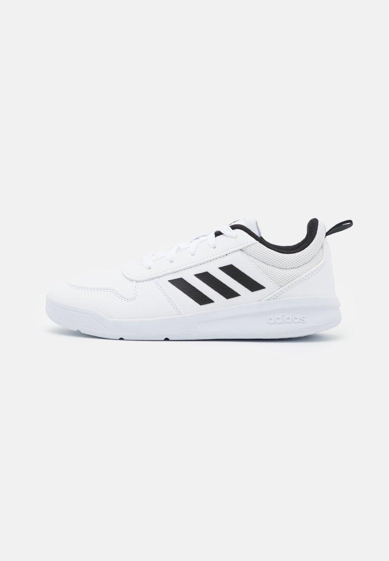 adidas Performance - TENSAUR UNISEX - Kuntoilukengät - footwear white/core black