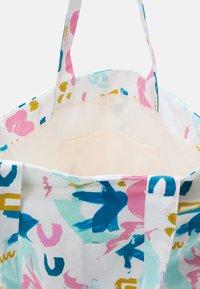 STUDIO ID - TOTE BAG M  - Tote bag - multi-coloured/light pink - 4