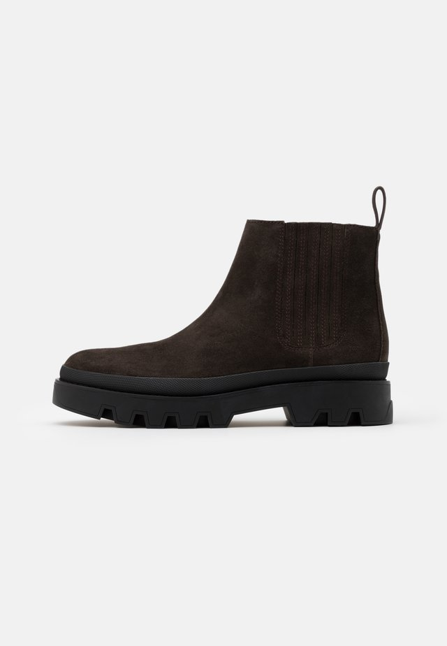 LEWIS BOOT - Stivaletti - chocolate
