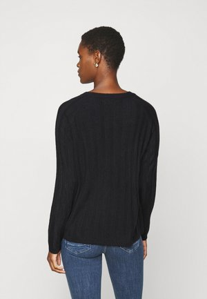 ONLPEPS - Jumper - black