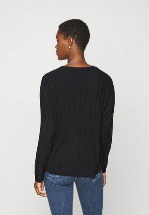 ONLPEPS - Pullover - black