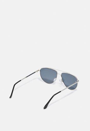 JACBOBBY SUNGLASSES - Sunglasses - silver-coloured