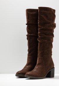Bullboxer - Boots - dark brown - 4