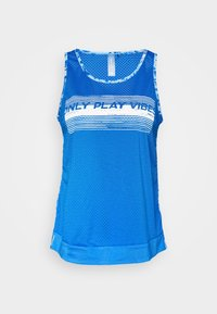 ONLY Play - ONPANGILIA TRAINING - Sports shirt - imperial blue/white - 4