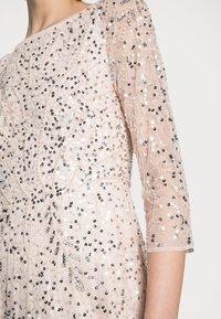 Adrianna Papell - BEADED DRESS - Cocktail dress / Party dress - light pink - 3