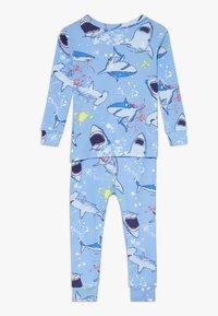 GAP - TODDLER BOY SET - Pijama - blue - 1