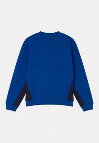 Lacoste - LOGO BLOCK  - Sweatshirt - lazuli/navy blue - 1