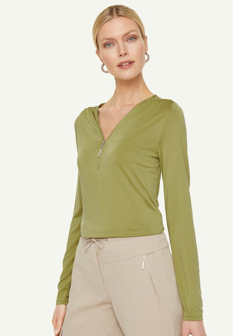 comma - Blouse - spring green