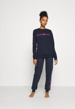 SET - Pyjama set - blu navy