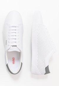 HUGO - Sneakers laag - white - 1