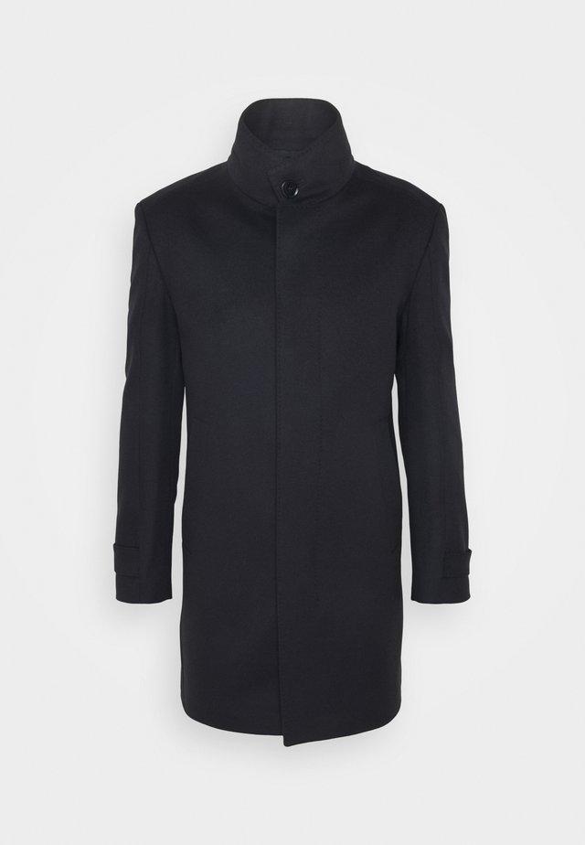 NEW - Wollmantel/klassischer Mantel - dark blue