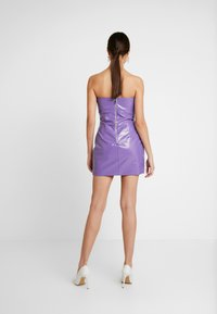 Bec & Bridge - WAX ON MINI DRESS - Day dress - purple - 3