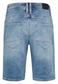 Cinque - Denim shorts - blue - 1