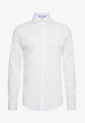 SLIM SPREAD KENT PATCH - Koszula biznesowa - light blue