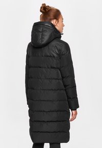 National Geographic - RE-DEVELOP  - Winter coat - black - 1
