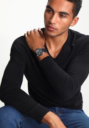 DECKER - Chronograph watch - schwarz