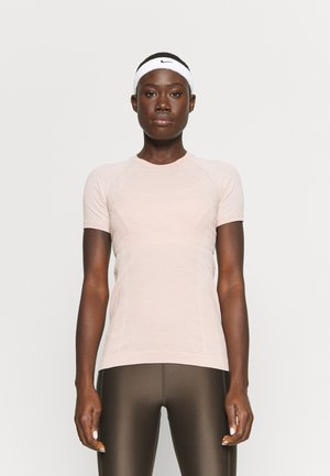 ATHLETE SEAMLESS WORKOUT - Treningsskjorter - misty rose pink