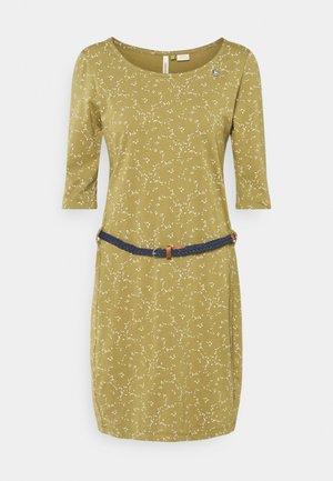 TAMY - Jersey dress - khaki