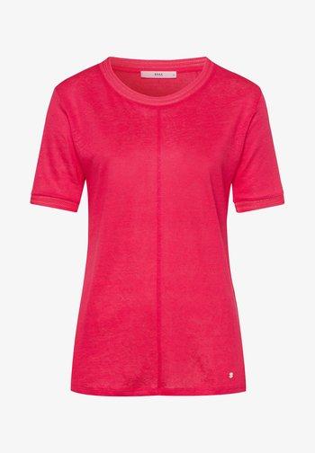 STYLE CATHY - Basic T-shirt - papaya