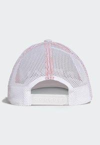 adidas Performance - STAR WARS GRAPHIC CAP - Pet - white - 1