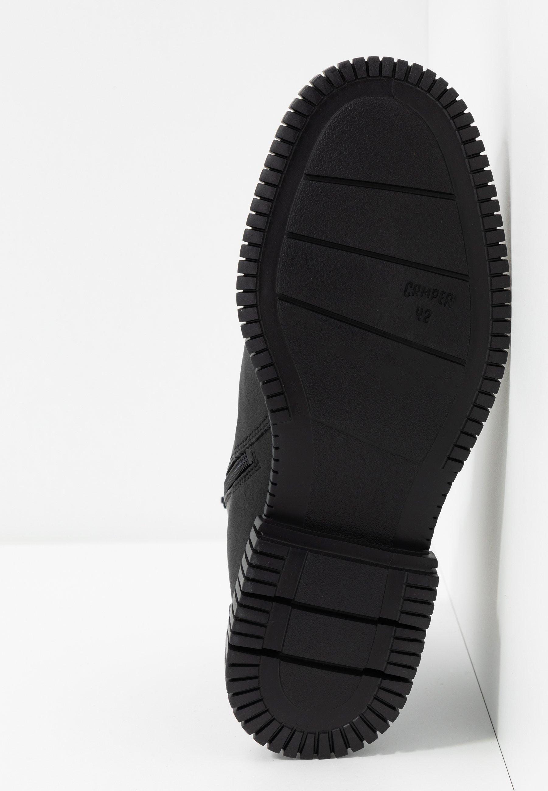 Meilleurs prix Camper PIX Bottines à lacets black